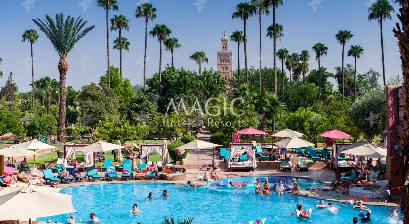 Плувен басейн Medina Gardens - Adults Only - All Inclusive available