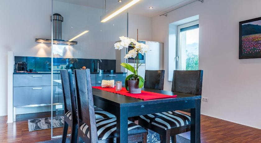 Design Apartment mit Terrasse - Adults only