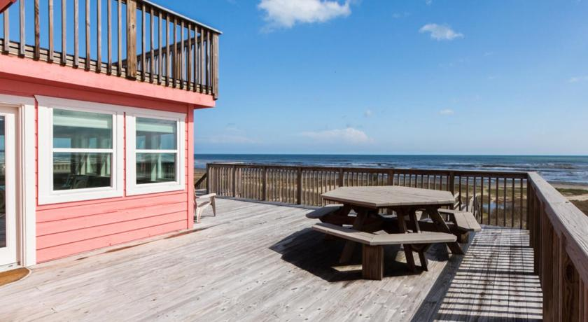 More about Oceanside Galveston Retreat Home