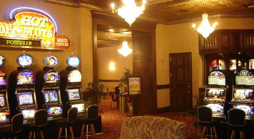 Casino Historic Franklin Hotel