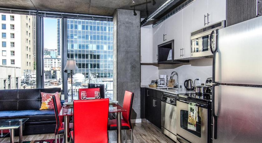 Best Price on Seattle Dawn Apartment in Seattle WA  Reviews