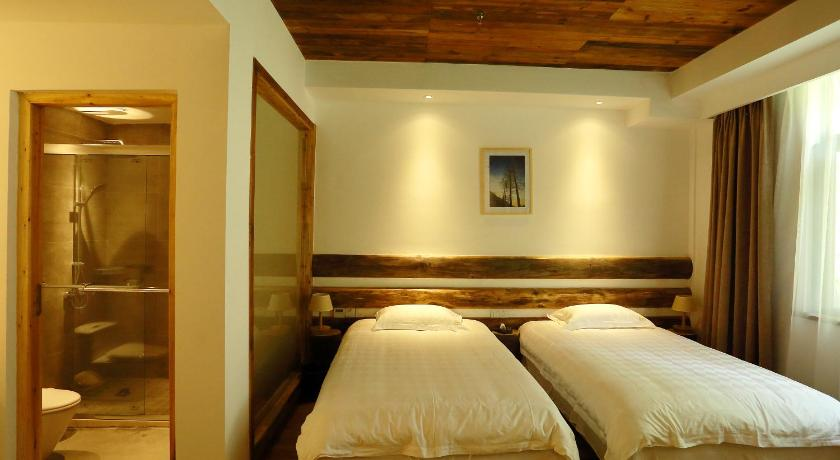 Mainland Chinese Citizens - Double or Twin Room with Private Bathroom ShanPo Shang Boutique Inn