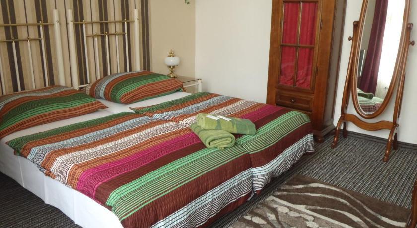 Hotel Green House U Soudu 9 Teplice
