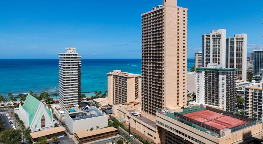 Waikiki Banyan Tower 1 Suite 2612