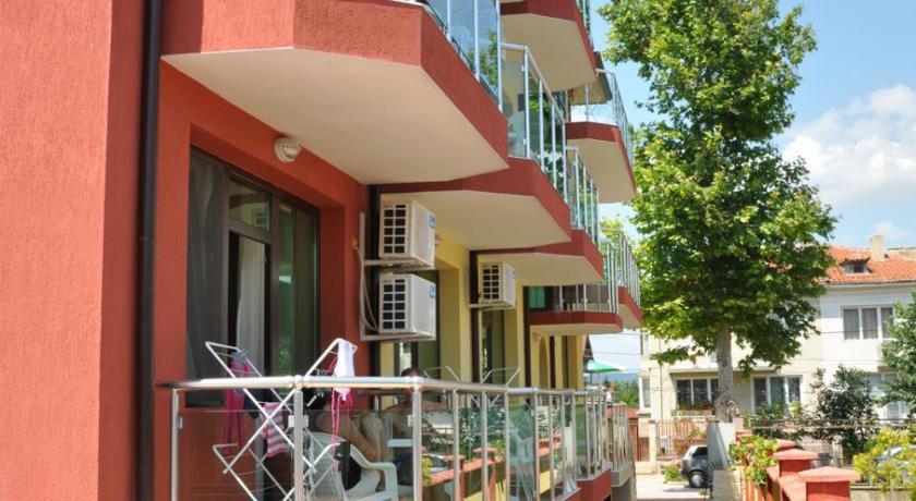 Hotel Jaki 31 Dunav Str Kranevo