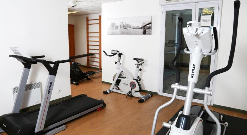 Fitness center Cap Etudes Timone