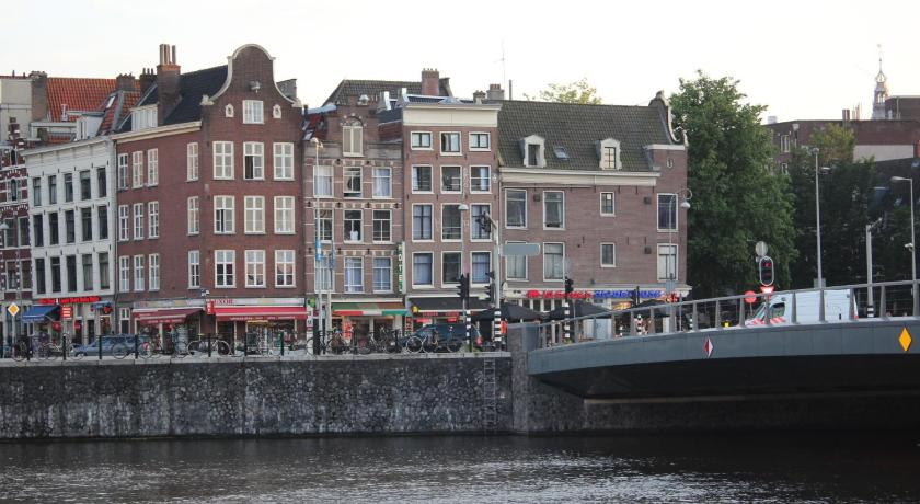 Hotel Restaurant Old Bridge Prins Hendrikkade 98 Amsterdam