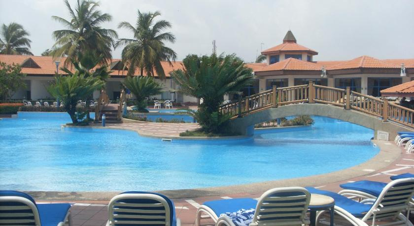 Swimmingpool Africa Swiss Guesthouse Accra