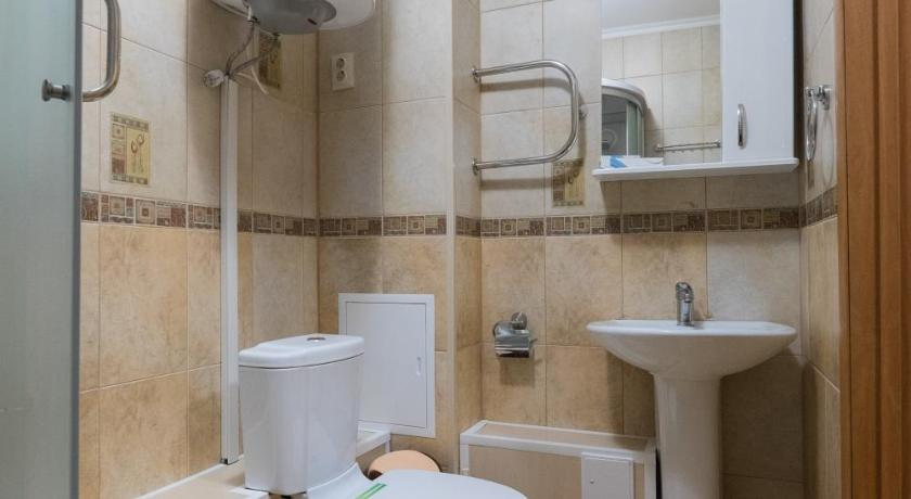 حمام KR Apartments Sovetskaya Luxe