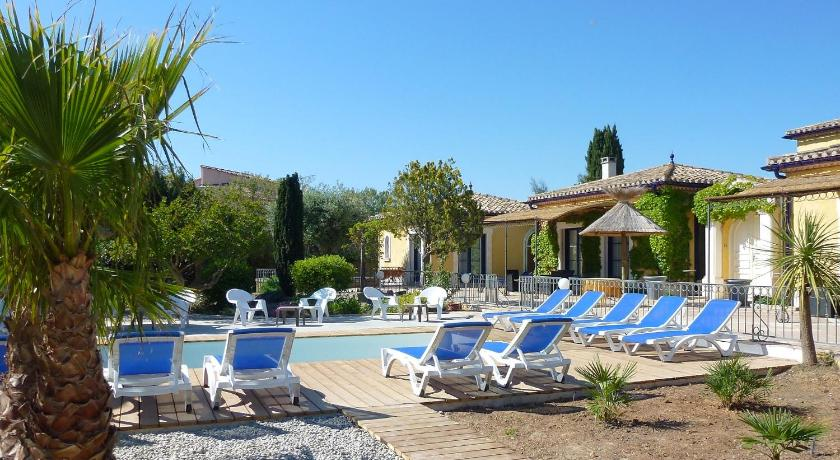 Holiday Home La Villa du Midi