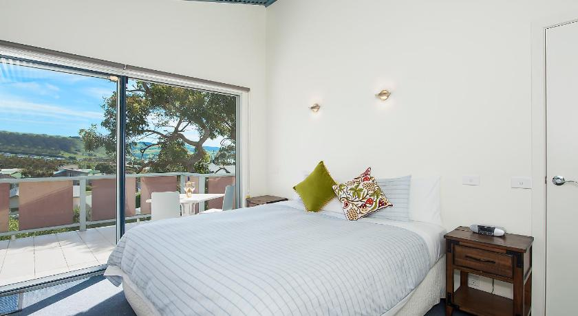 Apartment with Terrace - Guestroom Seascape Apollo Bay