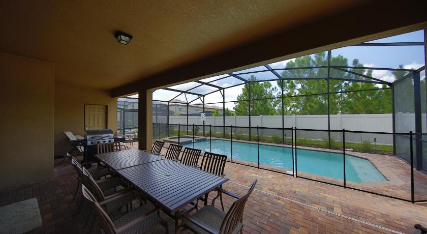 Piscina Disney Villa 9Bd/6Ba for 22 sleeps