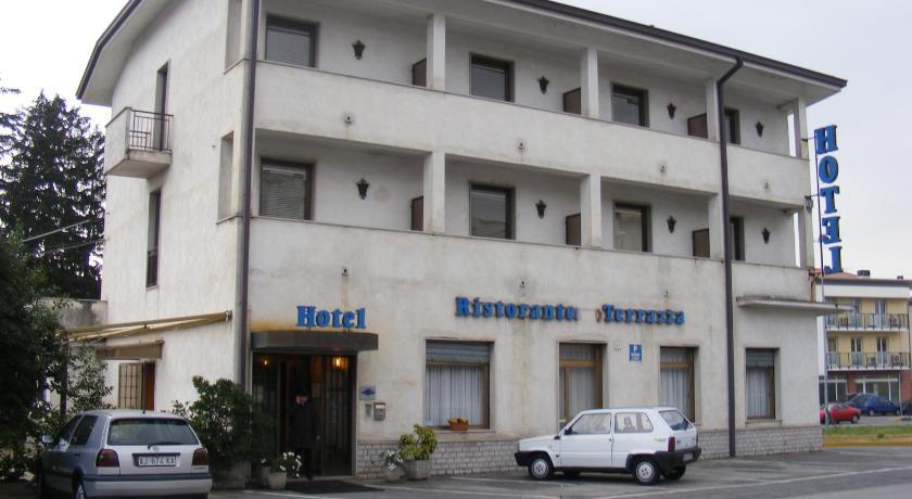 Best Price on Hotel Ristorante Alla Terrazza in Monfalcone + Reviews!