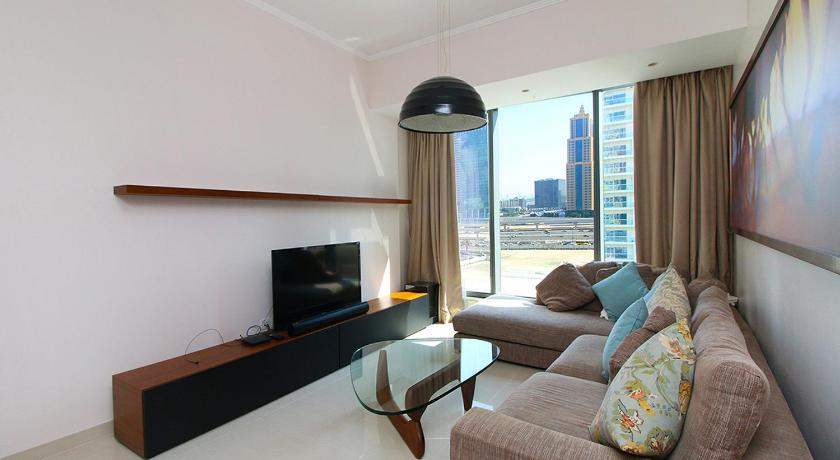 Silverine Dubai Marina Luxury Apartment