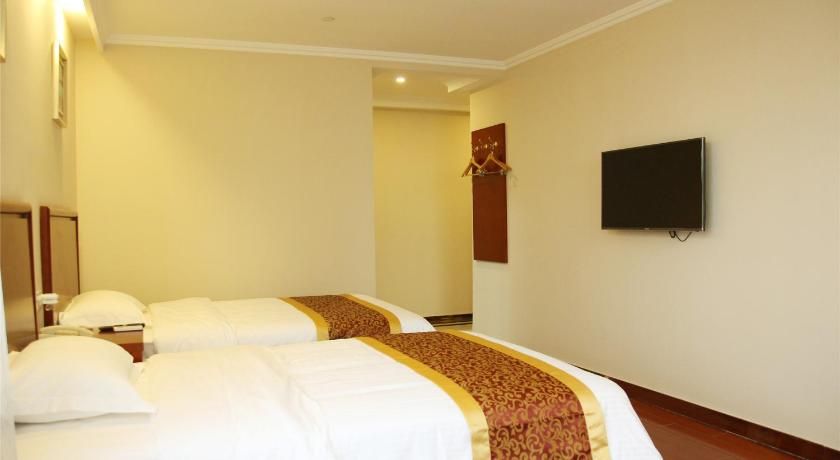 See all 27 photos GreenTree Inn Shanghai Pudong Airport Middle HuanQing Road Express Hotel