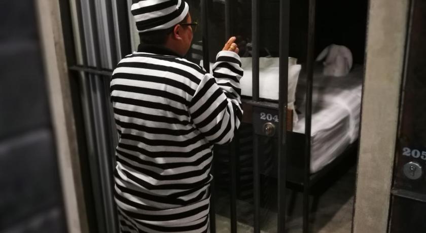 苏克站酒店 (sook station) - 监狱主题特色的酒店 泰国旅游 第2张
