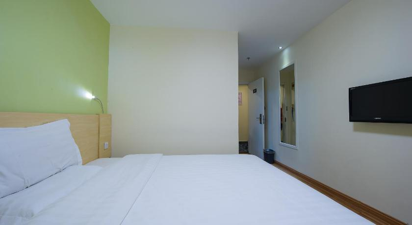 Mainland Chinese Citizens - Special Offer Double Roomlity for this room. - Pokoj pro hosty 7Days Inn Beijing Station No.2