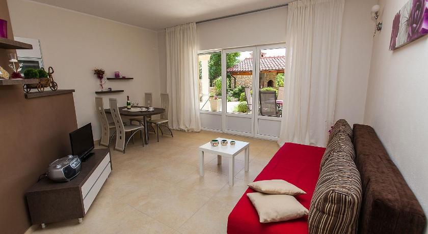 Separate living room Apartments in Crikvenica 5367