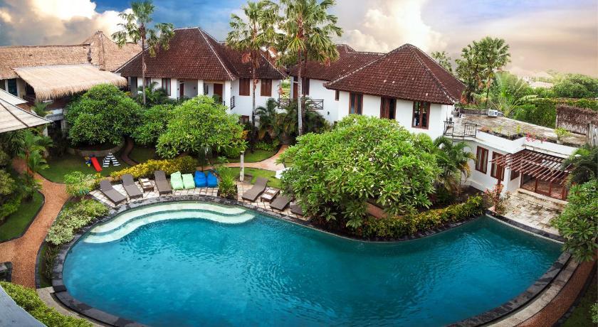 Das Ecosfera Hotel In Bali Buchen