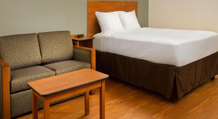Studio WoodSpring Suites Oklahoma City Northwest