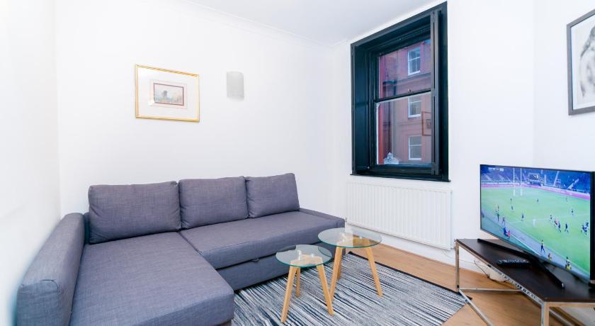 Primestay baker street residences r servez en ligne for Chambre d hote londres