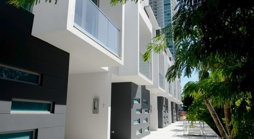 2110 Brickell Luxury Townhouses