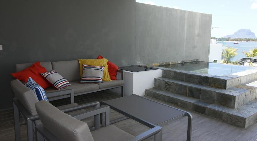 Latitude Seafront Penthouse with Private Plunge Pool