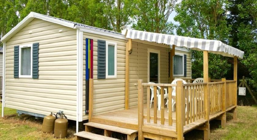 Mobile Home 2 bedrooms Vacances yes We Camp Camping du Jard