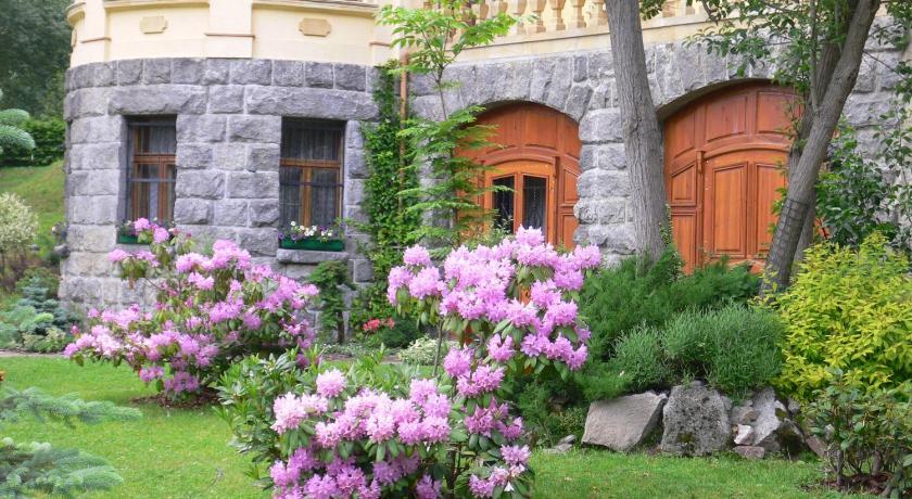 Hotel Villa Romantica Partyzantów 8 Szklarska Poręba