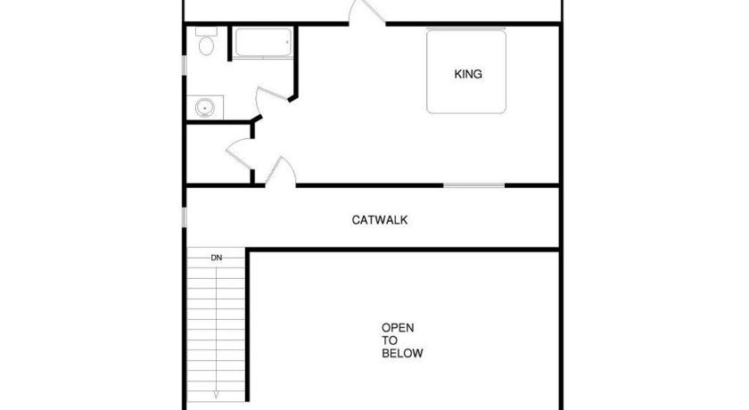 Three-Bedroom House - Floor plans Star Dancer - Three Bedroom Home
