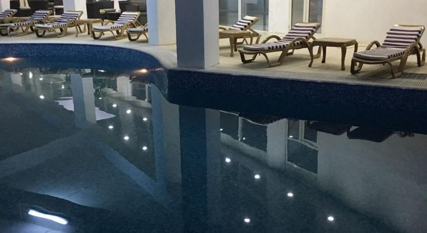 Swimming pool AF Hotel