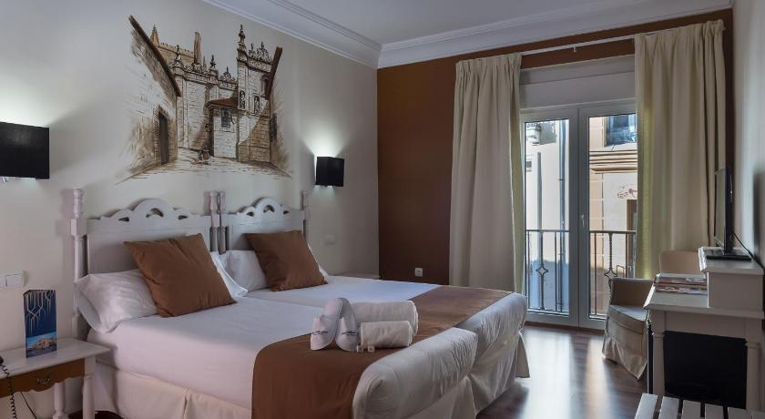 Hotel Palacio De Valderrabanos-9205635