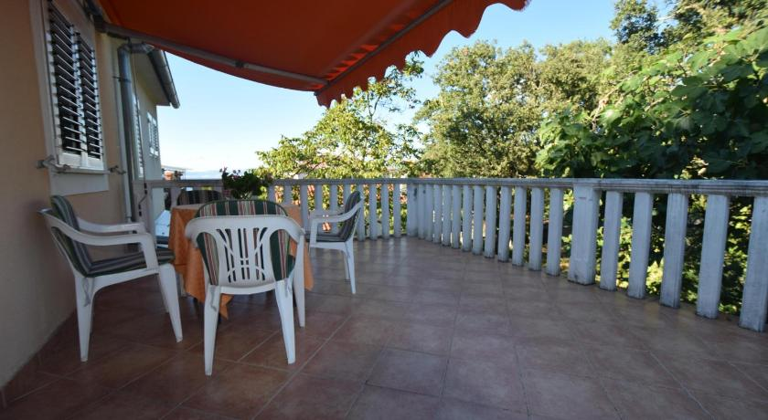 Balcony/terrace Apartment Magdica