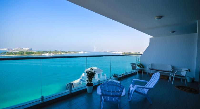 800Stays - Azure Palm Jumeirah