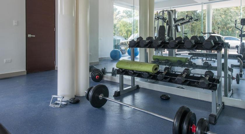 Fitness center Tulum D 204