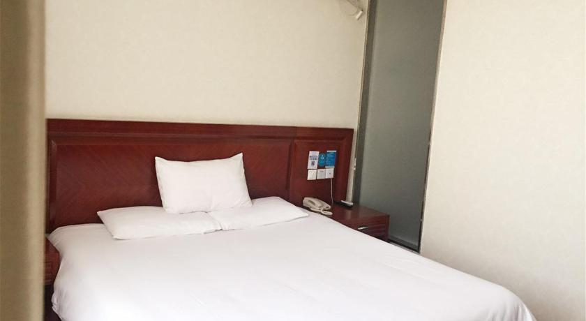 Mainland Chinese Citizens - Double Room - Bed Hanting Express Shanghai Conference Centre Zhuguang Road