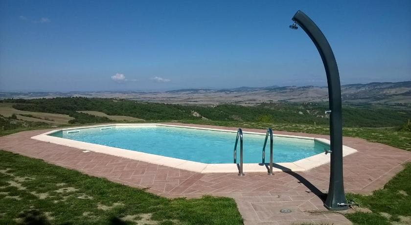 Swimming pool Podere Sant'Antonio