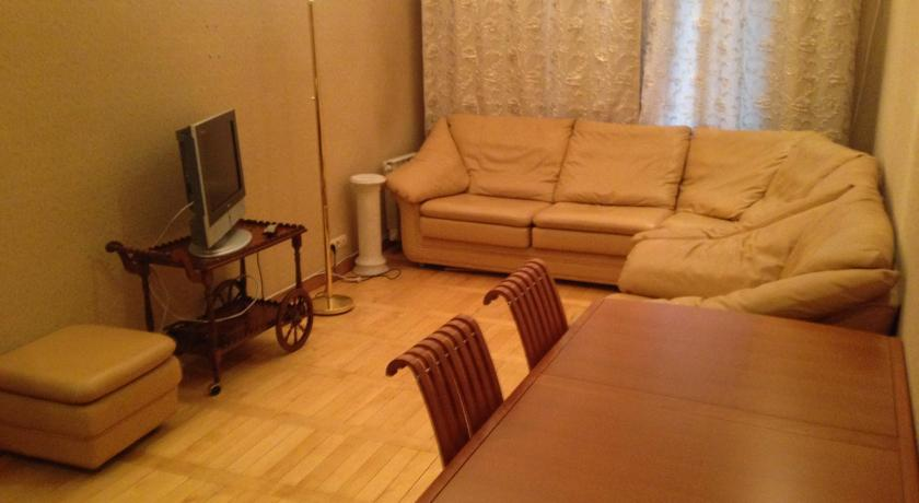 Apartament de Dues Habitacions - Instal·lacions recreatives Apartment On Staryi Arbat