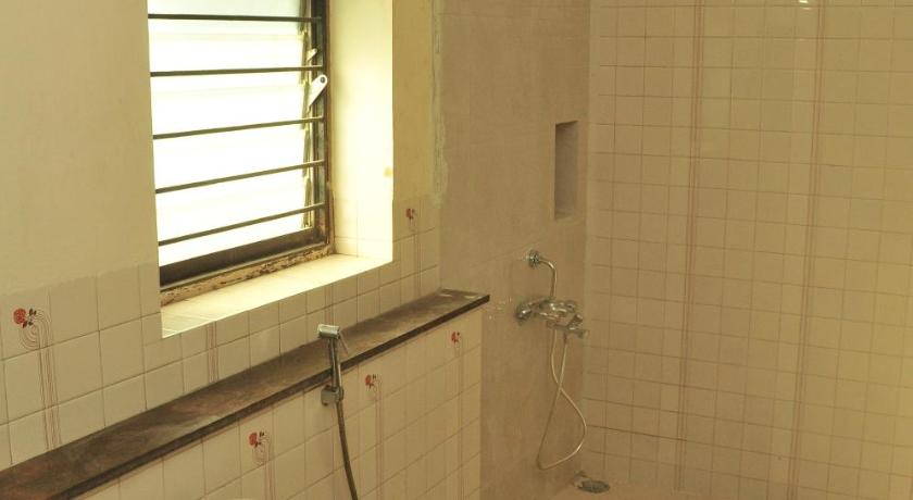 Badezimmer SreeNivas Serviced Apartments