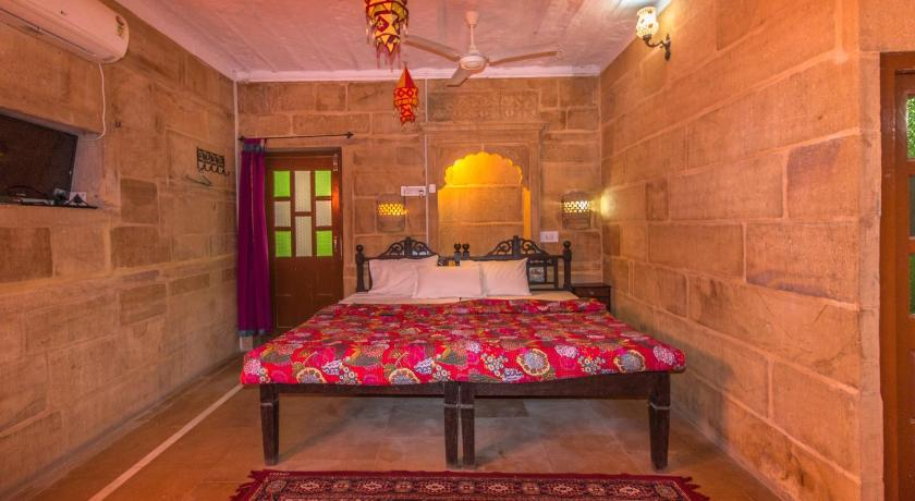 Zimmer Backpacker Panda Oasis - Jaisalmer