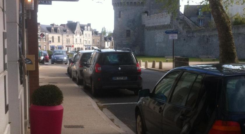 Hôtel Les Remp'Arts 14 Boulevard du Nord Guérande
