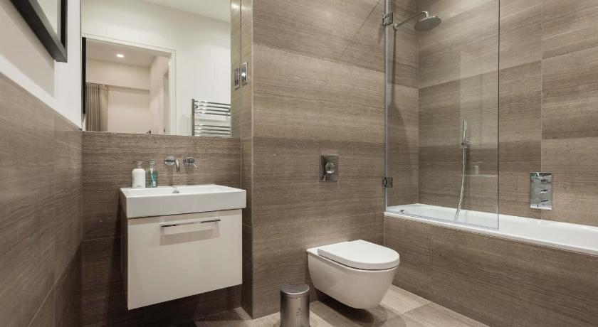Bathroom The Riverside Luxury Apartments