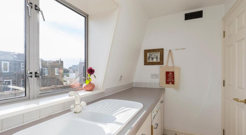 Covent Garden: 2 bed flat
