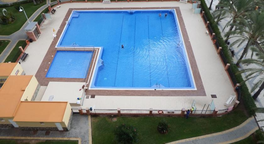 Swimming pool Algarrobo Palmbeach