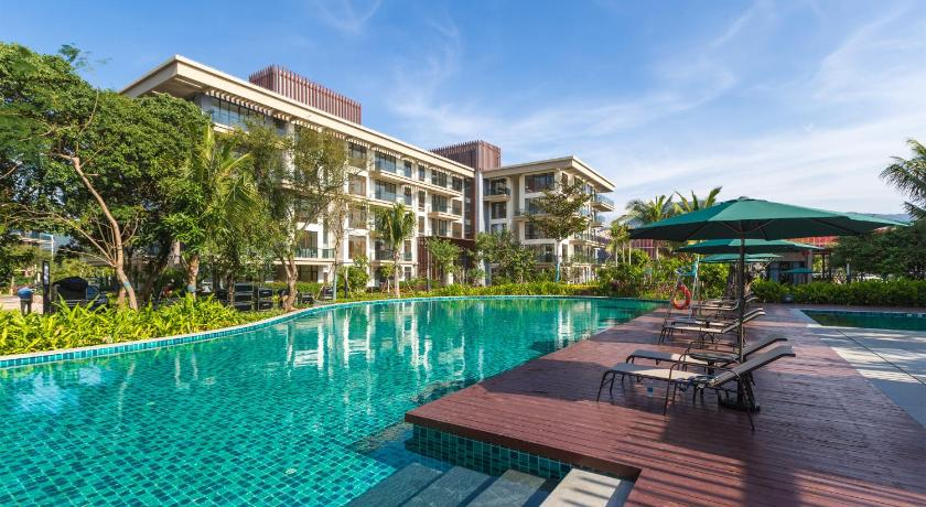 Bazen Life Spring Aranya Sanya Yalong Bay Suite Resort