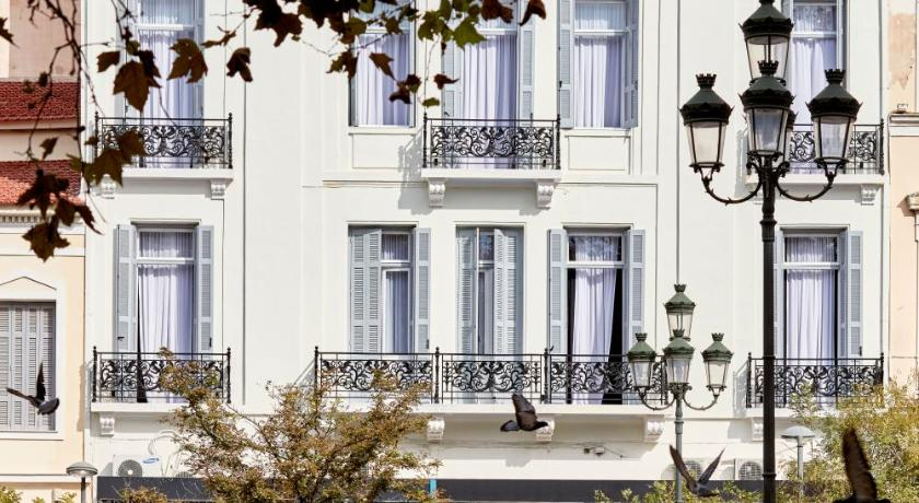 Best price on the zillers boutique hotel in athens reviews for Best boutique hotels athens