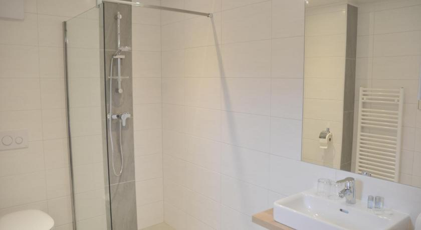Bathroom Pension Adlerhorst