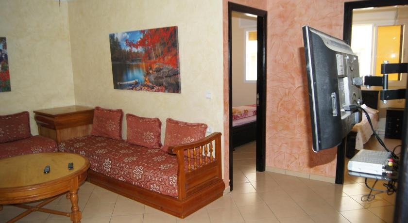 Appartements Assilah Service B
