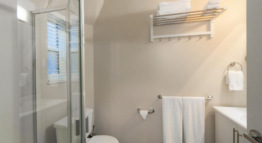 Appartamento con 2 Camere - Bagno Two-Bedroom Apartment Downtown Vancouver