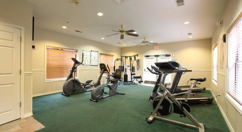 Fitness center Sunset Penthouse
